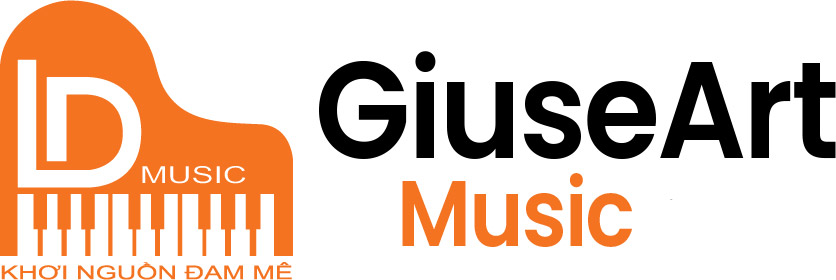 Mẫu website trung tâm âm nhạc đẹp